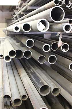 Many sizes available in tubing